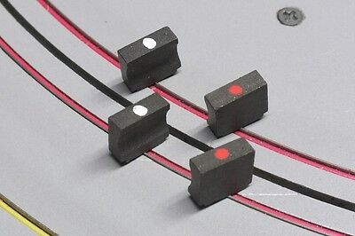 Viper Pro-4™ Polymer Motor Magnets for Tyco 440x2 Cars - 2