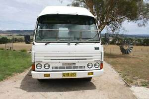 1990 Mazda T3500 Motorhome Bathurst Bathurst City Preview
