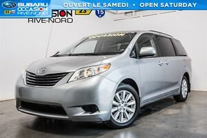 2011 Toyota Sienna LE AWD 7.PASS+BLUETOOTH+MAGS+CAM.RECUL