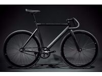 State Bicycle 6061 BLACK LABEL Single Speed/Fixed Fixie + EXTRAS -- RRP £940