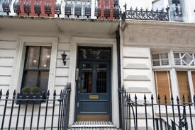 Office space in Bolton Street (Mayfair, London, W1J)