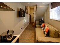 * SPECIAL PRICE * ALL INCLUSIVE 1 BED FLAT IN WEST HAMPSTEAD FULLY FURNISHED- 07455022777 - 113-1