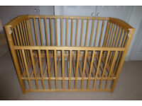 Baby or Child's Cot