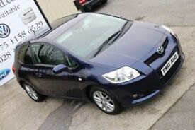 LATE 2006 TOYOTA AURIS 2.0 D-4D TR 126BHP 3DR HATCHBACK (FINANCE & WARRANTY)