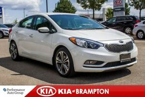 2016 Kia Forte 2.0L EX. BACKUP CAM. BLUETOOTH. HTD SEATS. ALLOYS