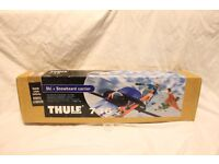 [BRAND NEW] THULE 746 SNOWBOARD & SKI (Roof-bar) [CARRIER] From SWEDEN (BOXED.) [BARGAIN PRICE]