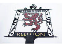 Assistant Manager - £19k live in - Red Lion, Hatfield