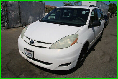 2006 Toyota Sienna CE (8 Passenger Seating) Automatic 6 Cylinder NO RESERVE