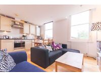Spacious two double bedroom flat with private terrace to rent in Brixton!!!