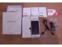 Sony Xperia E5 + VR Headset Fully Boxed 1.5GB Ram 16GB Quad Core 13mp + 5mp Cameras on Vodafone