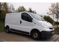 2007 Vauxhall Vivaro 2.0 CDTI 115PS SWB 2700 Euro4 LOW MILEAGE, BARGAIN, EXCELLENT RUNNER