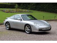 Porsche 911 996 3.6L Carrera - Manual 6 speed -FSH - One owner - Amazing Condition