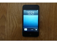 Apple iPod Touch 4th Gen Black 64GB