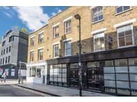 Four double bedroom apartment with private terrace in Redchurch Street E2