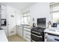 A well presented two bedroom top floor flat to rent in Southfields.
