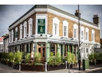 Bartenders - The Bollo House, Chiswick