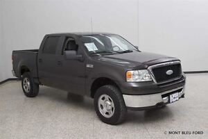 2007 Ford F-150 XLT/4X4  *NO ADMIN FEE, FINANCING AVALAIBLE WITH