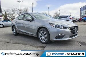 2015 Mazda MAZDA3 GX|BLUETOOTH|A/C|KEYLESS|MP3