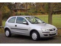 2004 AUTOMATIC Vauxhall Corsa Petrol 1.2L.BRILLIANT DRIVE.BRAND NEW MOT.E/W.LOW INSURANCE AND TAX.
