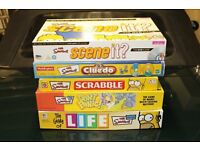 Simpsons assorted board game bundle