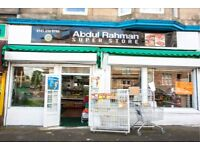 HALAL MEAT MARKET & CONVENIENCE STORE - Business for Sale in Glasgow