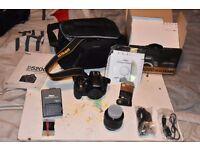 Nikon d5200 boxed