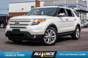 2012 Ford EXPLORER LIMITED Limited,CAMERA,CUIR,BANC CHAUFF,TOIT.