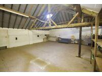 Storage Space Workshop Garage Warehouse To Rent In Convenient Roath Location