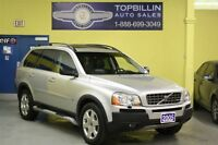 2006 Volvo XC90 V8*7Pass*Leather*Sunroof*Trailer Hitch*