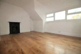 Newly refurbished top floor 1 bedroom flat in N8