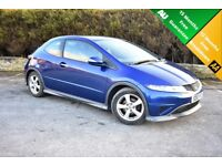 2010 Honda Civic 1.4 i-VTEC Type S 3dr Petrol Manual EXCELLENT CONDITION + MUST BE SEEN