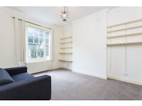 LARGE RAISED GROUND FLOOR FLAT/DOUBLE BEDROOM/BRIGHT RECEPTION/SEPARATE KITCHEN