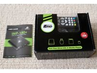 Incredisonic Vue Series IMP150+1080p Full-HD Ultra Portable Digital Media Player - Unused