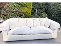 FABRIC 2 SEATER SOFA