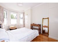A four bedroom period house to rent situated between Wimbledon Park and Southfields
