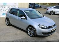 2009 VOLKSWAGEN GOLF 2.0 TDI 109PS SE ( FINANCE & WARRANTY AVAILABLE)