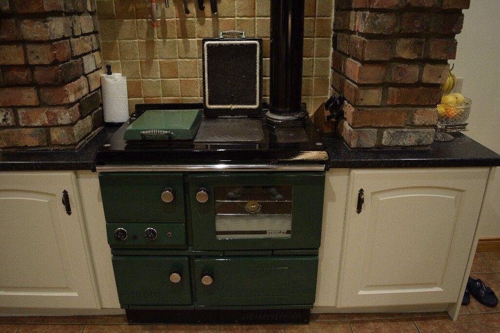 Oil fired Stanley super star cooker