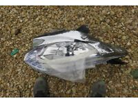 head light for mitshbishi l200 65 plate drivers side