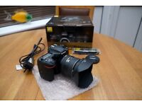 Nikon D500 DSLR AF-S DX Pro CAMERA WITH 16-80 f2.8-4E ED VR LENS, MINT, ONLY 5 MONTHS OLD RRP £2500