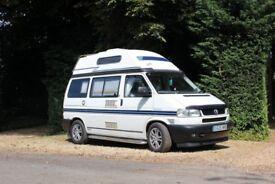 VW T4 2.4 SWB Coach Built Auto Sleeper Trident 4 Berth Camper Van. Or P/X for motorhome