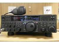 yaesu ft 950 as new condition