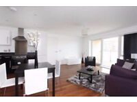 Modern 1 bed, 2 bath flat with balcony, private development, ultra modern apartment Swiss Cottage