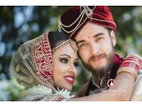 Professional Wedding Photographer Videographer,English,Asian,Indian,Sikh,Muslim,Natural,Freelance