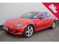 2008 Mazda Rx-8 230bhp, 53500 miles, One Owner, Full Leather seat, Test Drive Welcome.