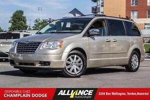 2008 Chrysler TOWN & COUNTRY TOURING ED Touring