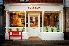 Cook / Chef wanted at Post Box Ponteland