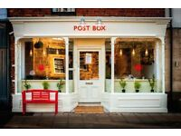 Cook / Chef / Commis / Cdp wanted at Post Box Ponteland