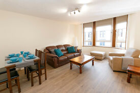 Brand new West end 2 large Bedrooms Flat Dumbarton Rd STYLED & FURNISHED, 920pcm >15 min to Uni<