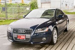 2010 Audi A5 2.0T (Tiptronic)- Coquitlam Location 604-298-6161