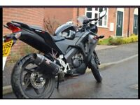 Honda CBR 125 Great first bike for any age